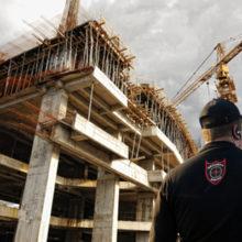 Secure construction Sites