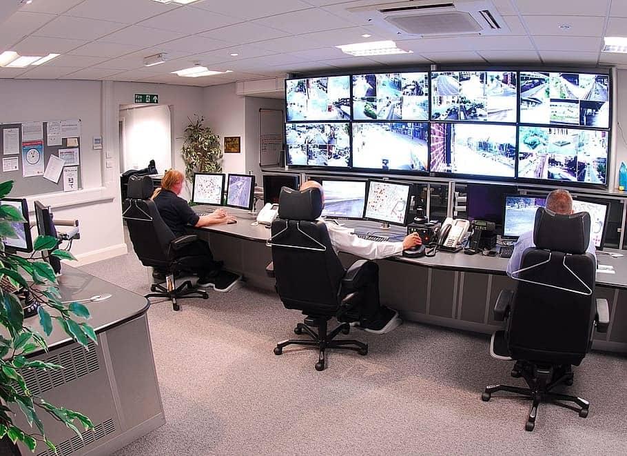 job site video monitoring